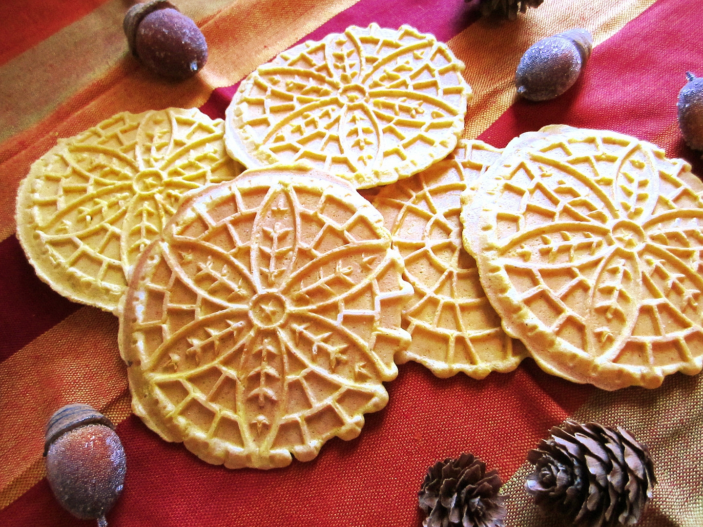Recipes for pizzelle cookies
