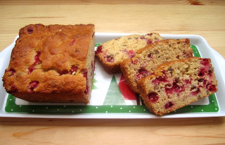 Low Fat Cranberry Bread 67