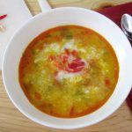 Coconut Curry Soup 1