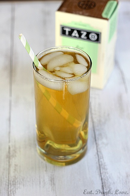 Starbucks Iced Green Tea