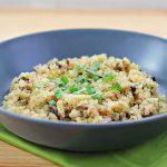 Quinoa Pilaf 1