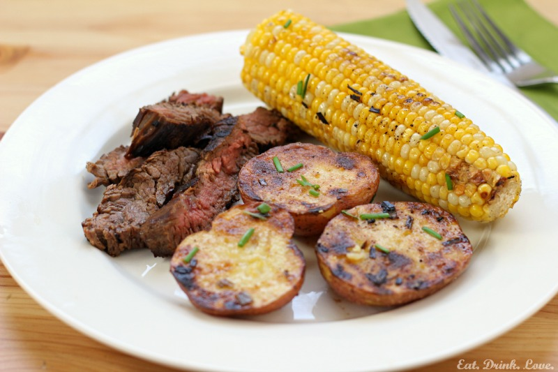 Grilled Steak With Kimchi Butter Recipes — Dishmaps