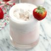 Strawberry Soda Floats
