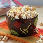Apple Cinnamon Popcorn 1 mark