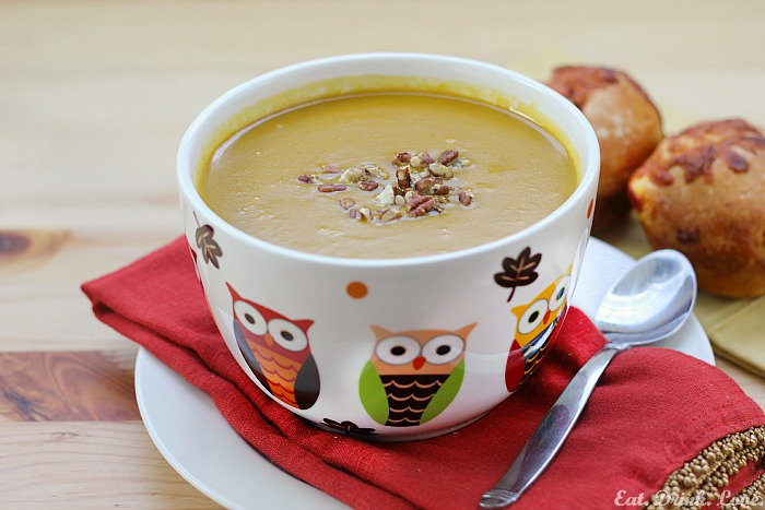 Apple Pumpkin Soup