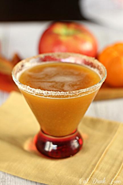 Apple Pumpkintini