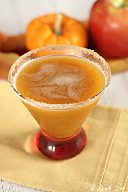 Apple Pumpkintini