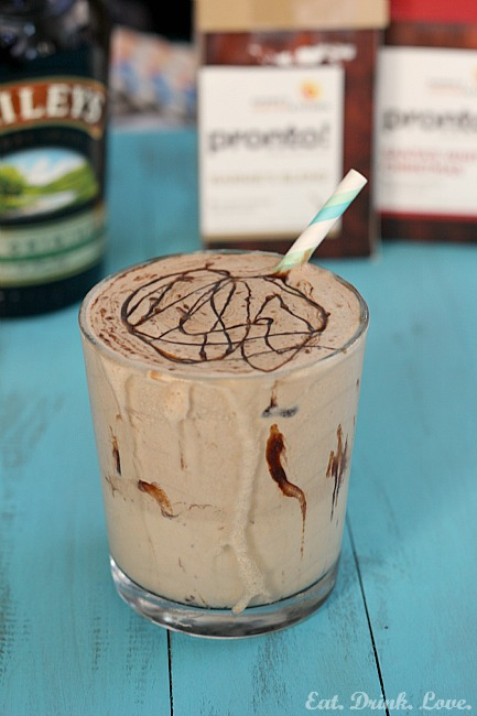 Boozy Coffee Milkshake