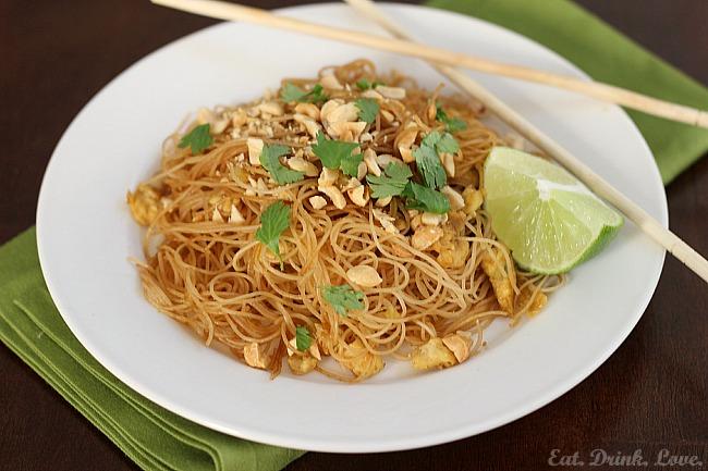 Easy Pad Thai