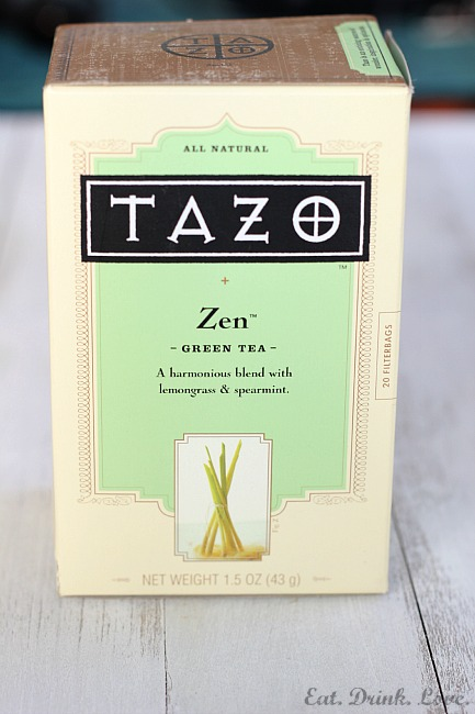 You Guys Only Need To Get Two Ings From The Yes 2 First A Box Of Tazo Zen Green Tea My Grocery S It For Less Than 7