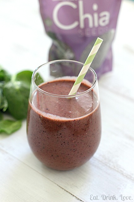 Purple Monster Smoothie