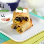 Southwestern Egg Rolls 1 mark title
