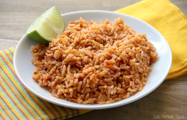 eat at mexican restaurants authentic mexican rice spicy mexican rice ...