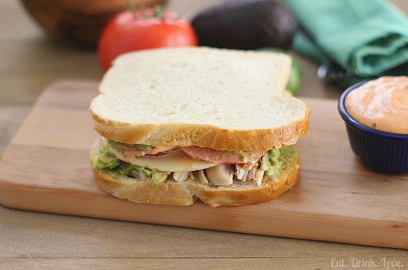 Southwestern Chicken Sandwich
