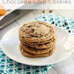 Emergency Batch Chocolate Chip Cookies