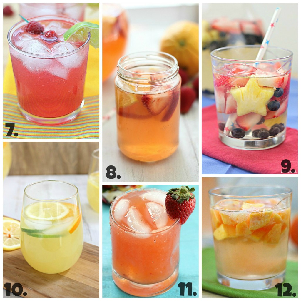 12 Summer Drink And Cocktail Recipes Eat Drink Love