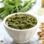 Arugula Walnut Pesto 1 title