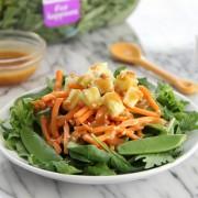 Sesame Peanut Salad