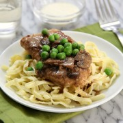 Chicken Marsala 1 mark