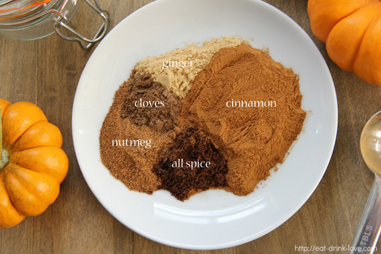 Homemade Pumpkin Pie Spice - Eat. Drink. Love.