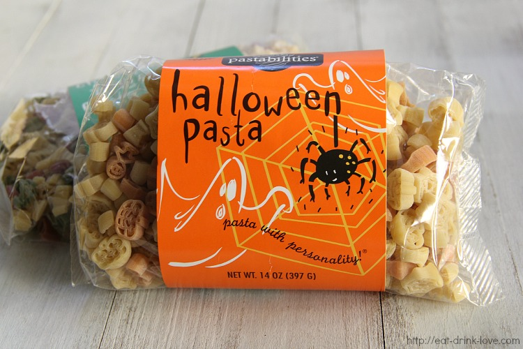 Halloween Pasta 1 mark