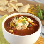 Vegetable Chipotle Soup