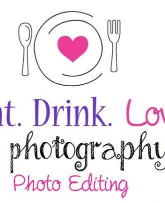 Food Photography 101: Photo Editing