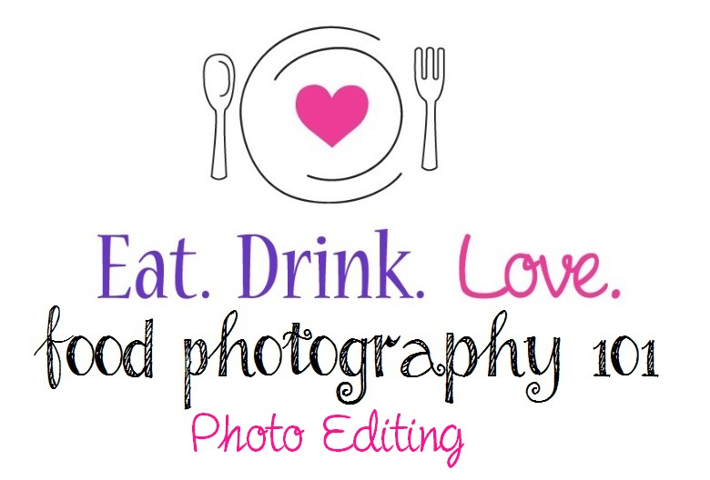 Food Photography Editing