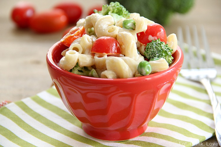 Macaroni Salad 2 mark