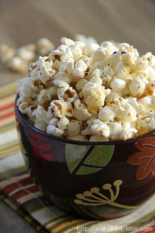 Parmesan Ranch Popcorn