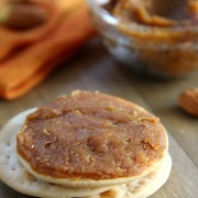 Pumpkin Almond Butter