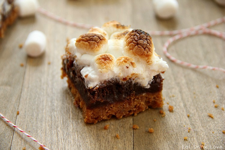 S'mores Brownies 1 mark