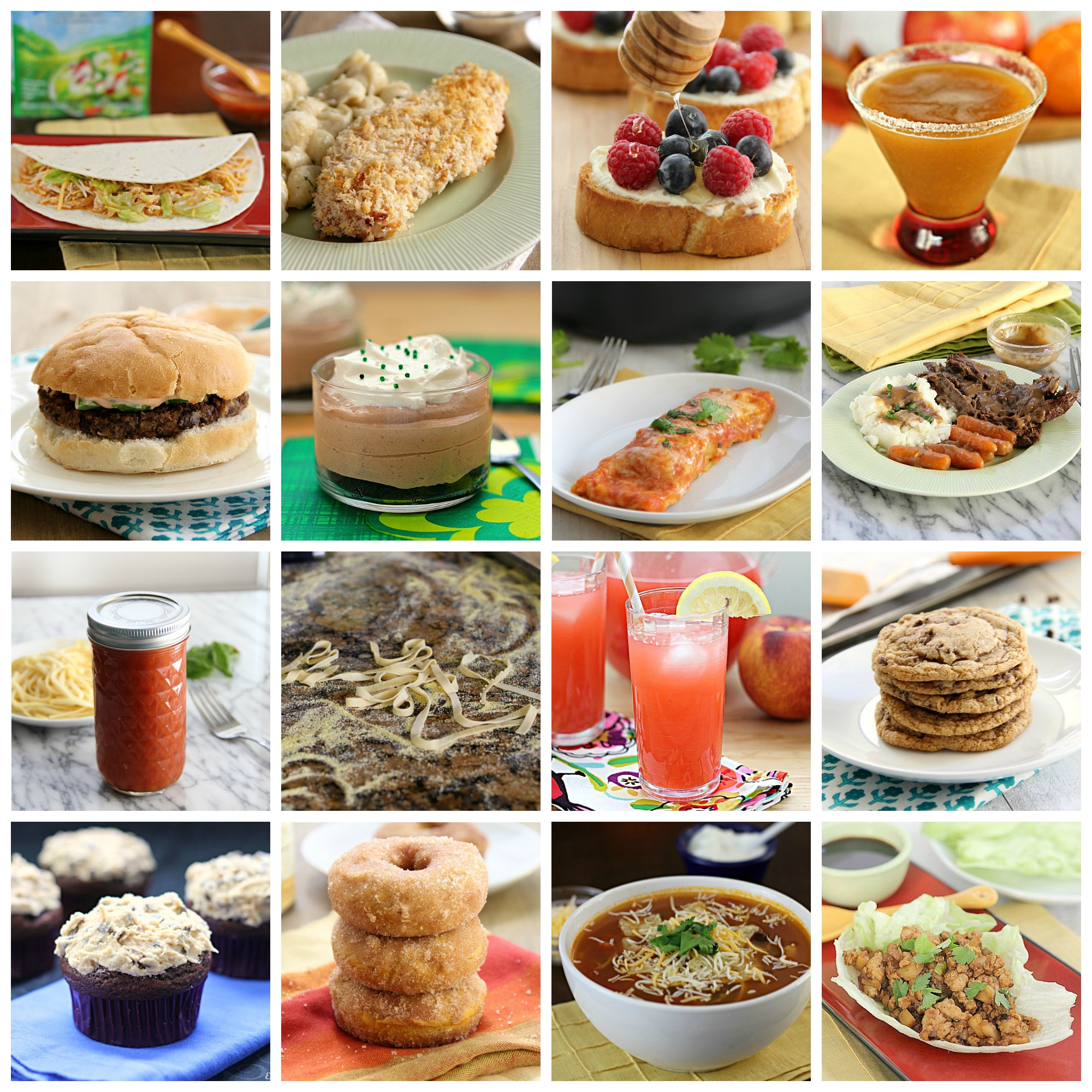 Favorite Recipes 2013