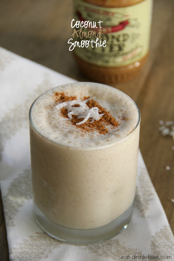 Coconut Almond Smoothie