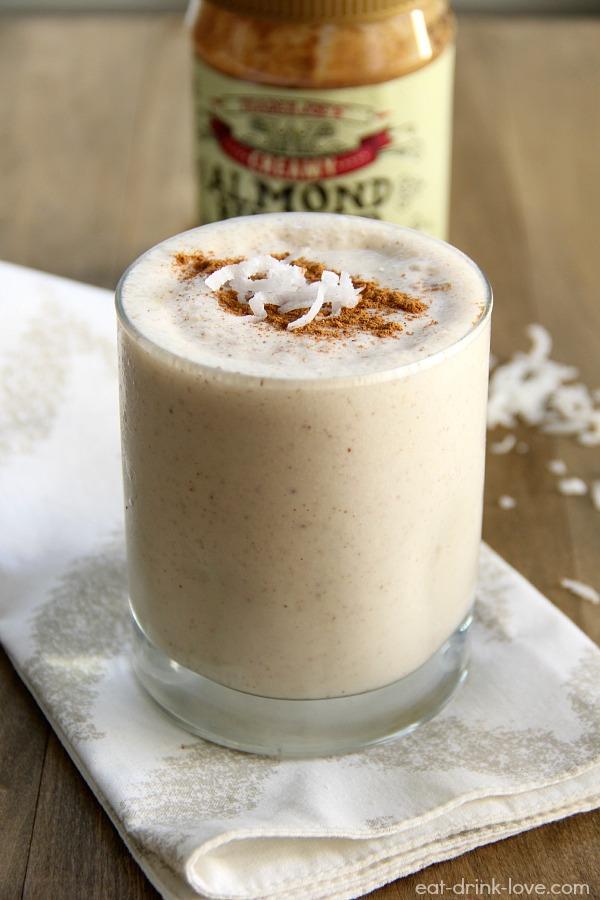 Coconut Almond Smoothie