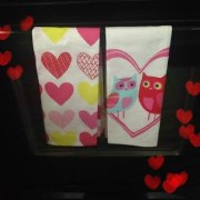 insta owl towels
