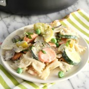 Low-Fat Pasta Primavera