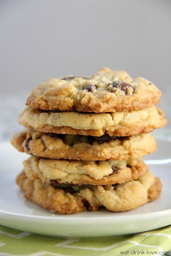 The New York Times Chocolate Chip Cookies - Eat. Drink. Love.