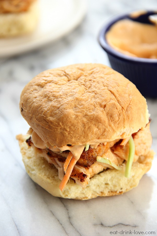 Buffalo Sliders With Chipotle Mayonnaise Recipes — Dishmaps