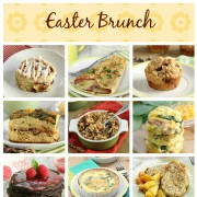 Easter Brunch 2014