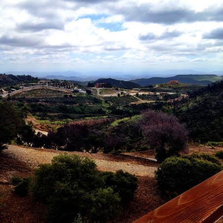 Plateau Edge