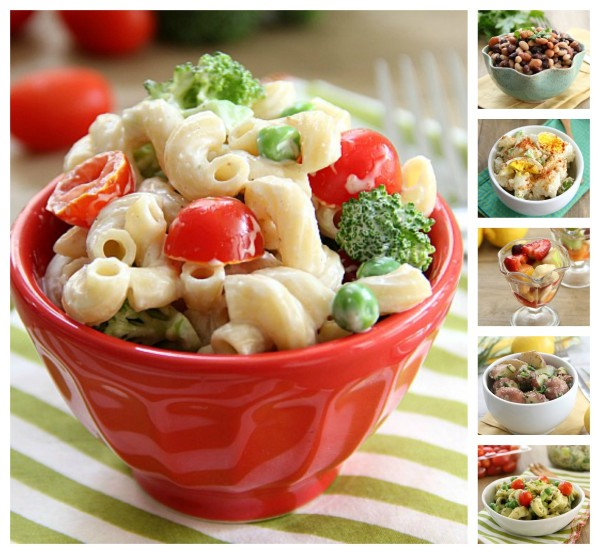 4th of July Recipe Roundup, Sides