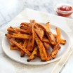 Zesty Baked Sweet Potato Fries