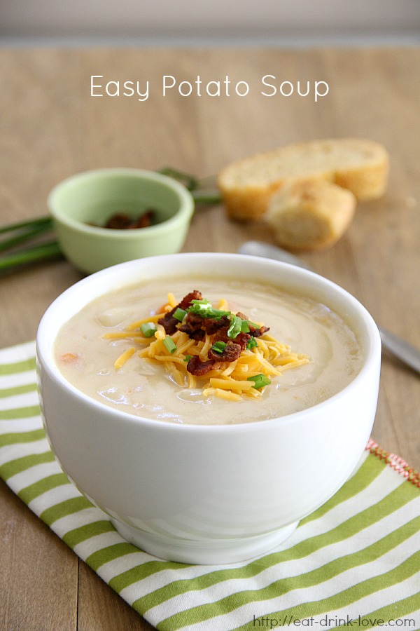 Easy Potato Soup