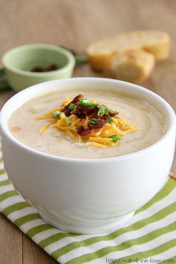 Easy Potato Soup