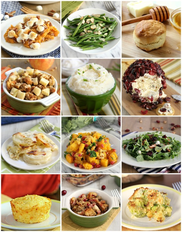 Thanksgiving Side Dish Recipe Ideas , Eat. Drink. Love.