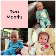 Maddie 2 Months