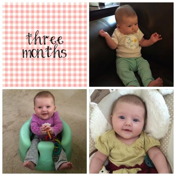 Maddie 3 Months