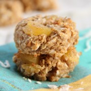 Tropical Breakfast Cookies
