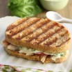 Chicken Mozzarella Panini